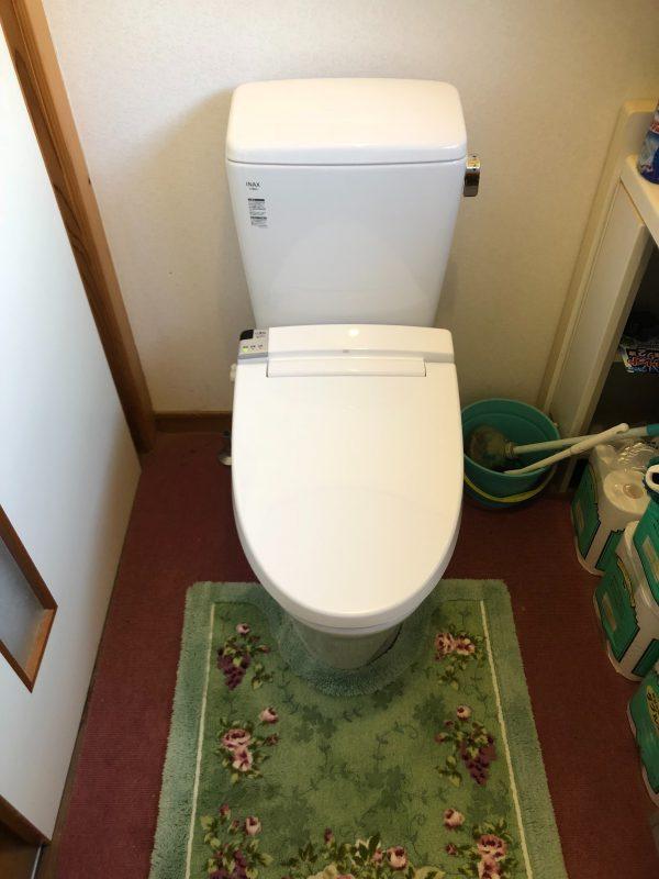福島市 トイレ交換
